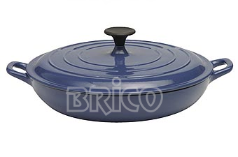 French Gourmet Style Cast Iron Cookware